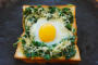 Ingin sarapan penuh gizi? Silakan cicipi roti panggang telur ayam