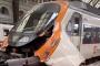 39 orang terluka akibat kecelakaan kereta di Barcelona