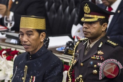 Indonesian govt targets economic growth at 5.4% in 2018