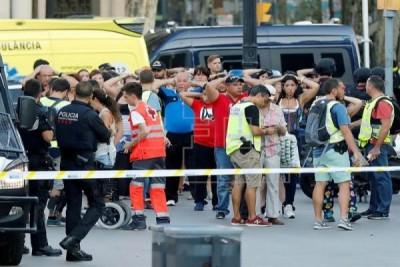 Spanyol buru sopir pembunuh 13 warga di Barcelona