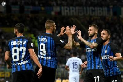Inter atasi Genoa 1-0, laga diwarnai dua kartu merah