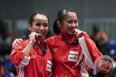 Emas Wushu Daoshu Putri