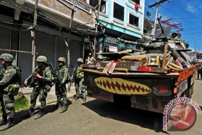 Filipina umumkan operasi militer di Marawi telah berakhir