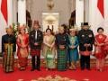 Foto Bersama Presiden