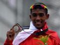 Agus Prayogo Raih Perak Marathon