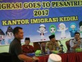 Imigrasi Goes To Pesantren