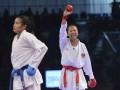 Emas Karate Putri