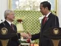 Presiden Menerima Sekjen Partai Republik Sosialis Vietnam