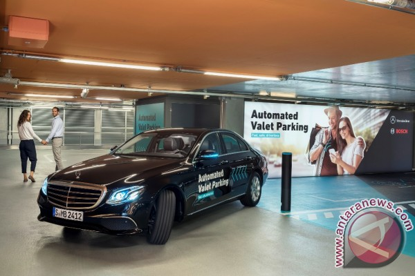 Soal mobil swakemudi, China pelajari peraturan dari Jerman
