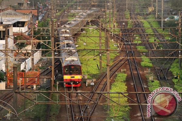 KRL Jakarta Kota sampai Cikarang pada September