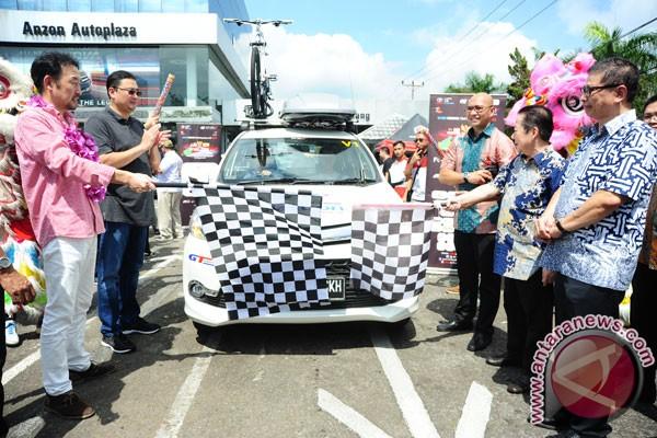 Toyota Kijang dan Veloz touring tiga negara