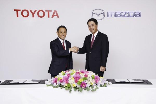 Toyota-Mazda bangun pabrik di AS