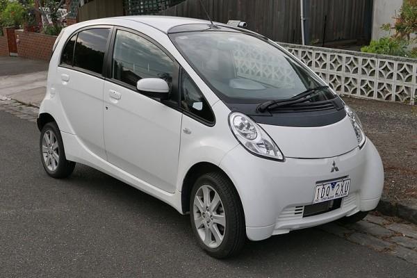 Mitsubishi setop penjualan i-MiEV di Amerika Serikat