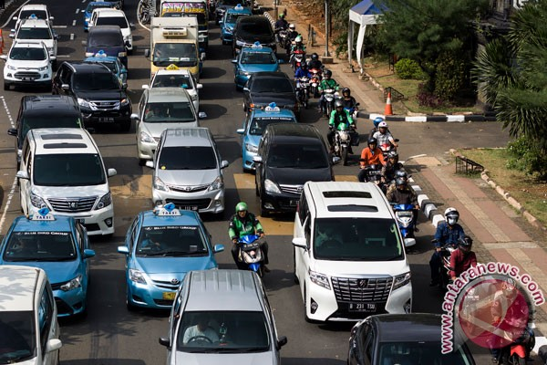 Perluasan pedestrian Sudirman-Thamrin ditargetkan rampung 2018