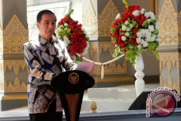 Jokowi inaugurates Keris Museum