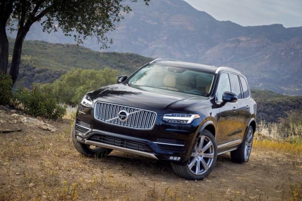 Volvo cetak rekor penjualan berkat lonjakan permintaan di China