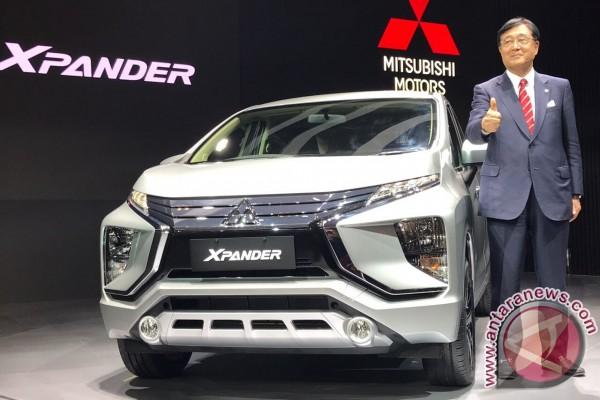 Mitsubishi akan suplai platform Xpander untuk Nissan