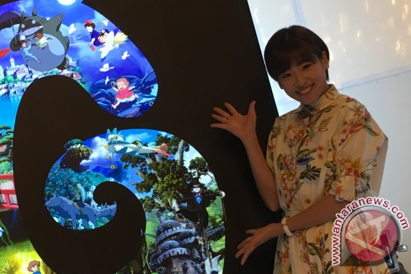 Haruka Nakagawa mengenang film Ghibli yang paling diingatnya (video)