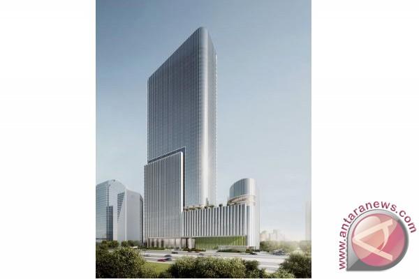 Mori Building mulai bangun gedung perkantoran di Jakarta Pusat
