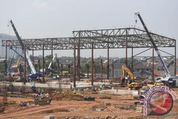Konstruksi MRT capai 78 persen