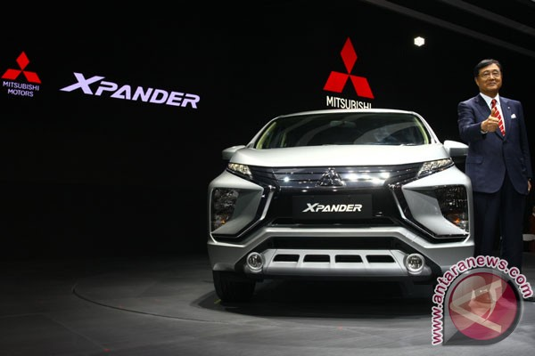 """Desain """"besar"""" Mitsubishi Xpander lahir dari permintaan konsumen"""