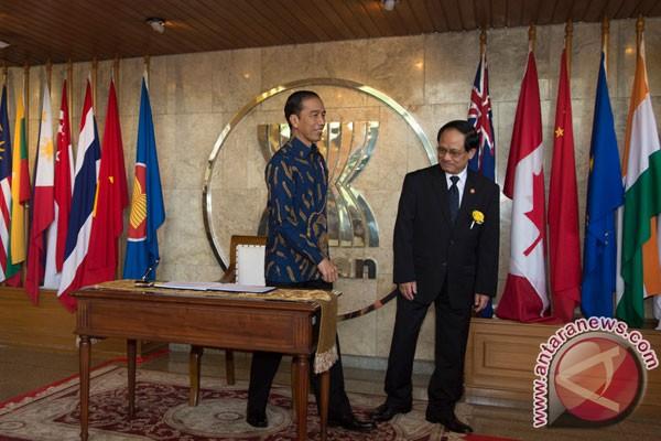 ASEAN strengthens economic growth through regional integration: President Jokowi