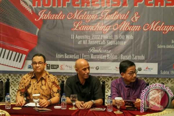 Jakarta Melayu Festival digelar bulan ini