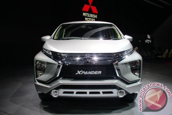 Mitsubishi Xpander dipesan 2.109 unit dalam enam hari GIIAS