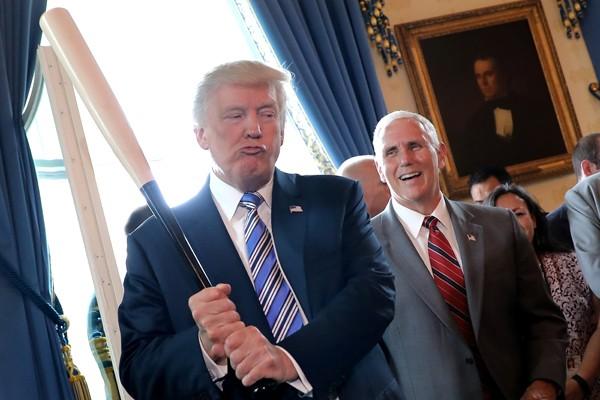 Trump katakan opsi militer terhadap Korea Utara sudah siap