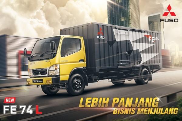 Business Meeting FUSO perkenalkan Colt Diesel terpanjang