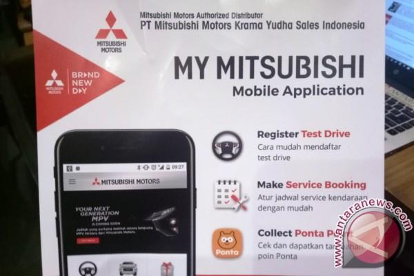 "Fokus kepuasan pelanggan, MMKSI perkenalkan aplikasi mobile ""My Mitsubishi"""
