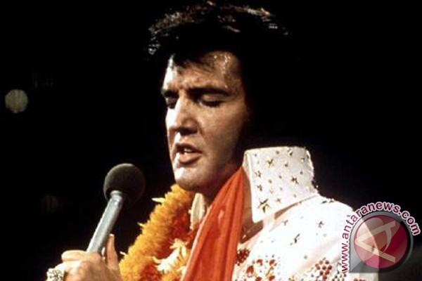 Jelang peringatan 40 tahun kematiannya, Elvis Presley tetap dikenang
