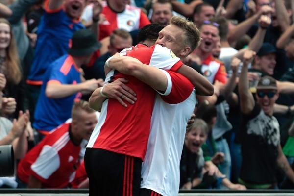 Feyenoord awali musim dengan kemenangan 2-1 atas Twente