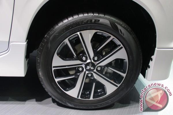 Kenapa roda Mitsubishi Xpander berbaut lima?