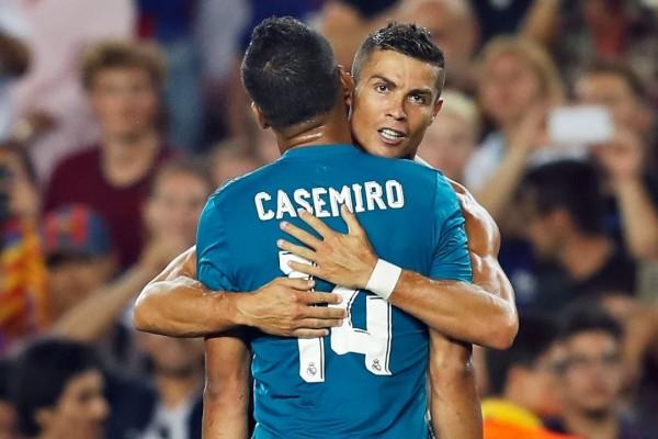 Ronaldo menjadi sorotan pada Piala Super Spanyol