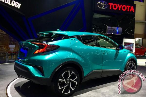 Toyota C-HR diharapkan jadi tonggak sejarah hibrida Indonesia