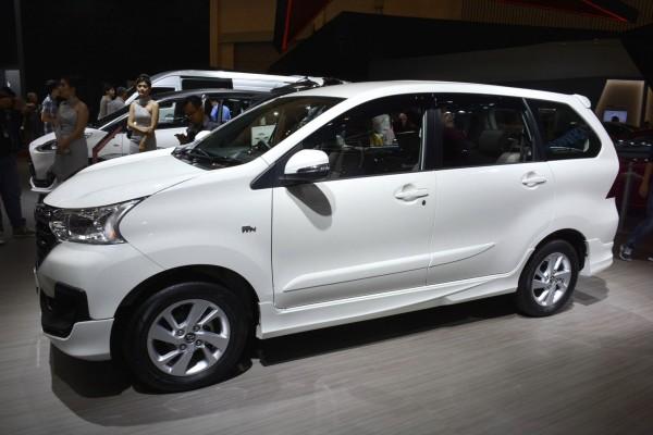 Amunisi Toyota di tengah perang MPV