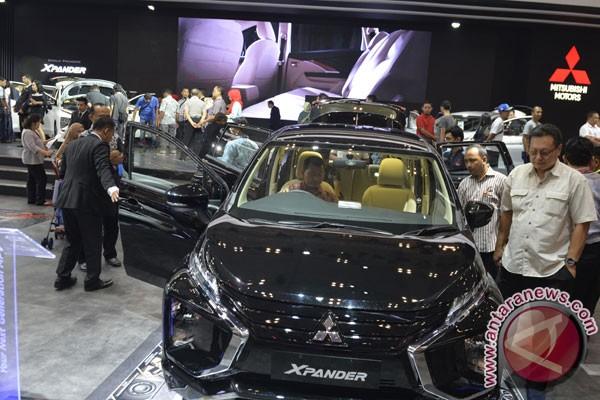 Xpander terus dikerubuti pengunjung, Bos Mitsubishi bahagia