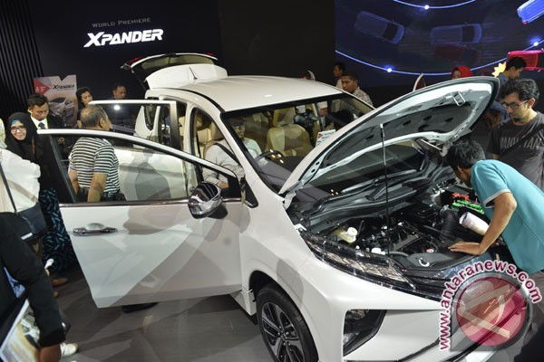 Mitsubishi jelaskan keunggulan mobil penggerak depan yang jarang orang tahu