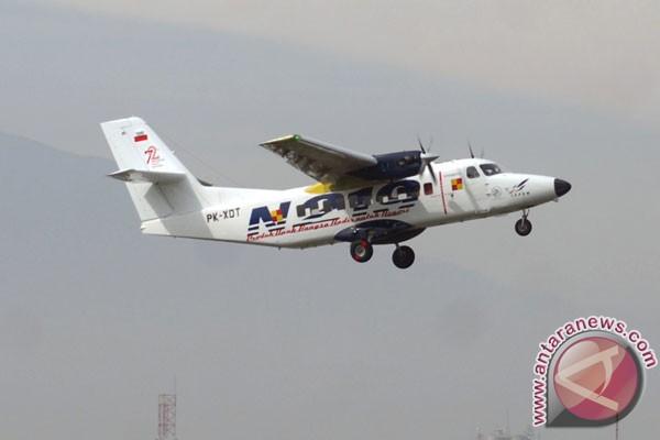 PT DI Lakukan Uji Terbang Kedua Pesawat N219
