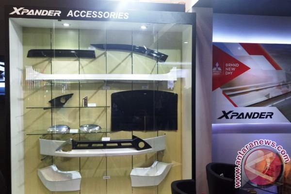 Tiga paket aksesoris Mitsubishi Xpander, mulai Rp700 ribuan