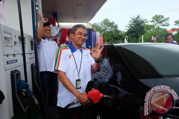Pertamina luncurkan SPBU Pasti Prima di Medan, berikan banyak layanan