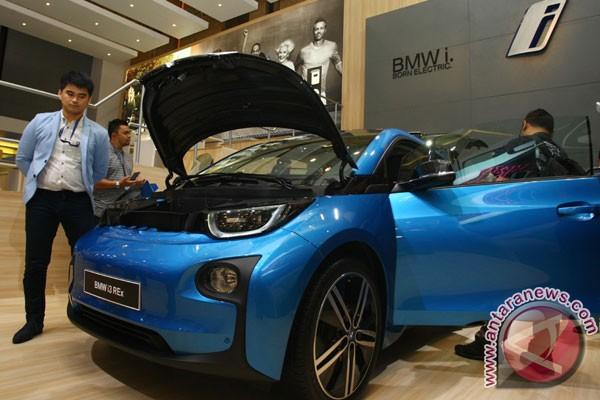 BMW produksi massal mobil listrik pada 2020