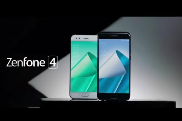 Asus Luncurkan Enam Model ZenFone 4
