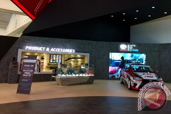 GIIAS 2017, Toyota diskon aksesori Rp1,9 juta