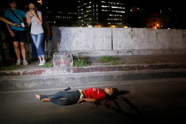 Sedikitnya 80 tewas dalam perang lawan narkoba di Filipina