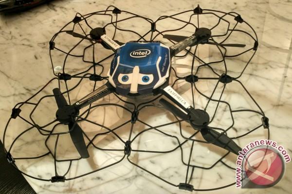 Ini Tampilan Drone Yang Dipakai Untuk Countdown Asian Games 2018
