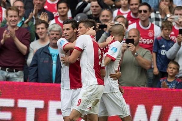 Hasil Pertandingan Liga Belanda: Feyenoord, Ajax menang