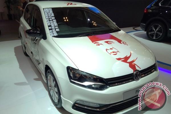 VW bergambar Soekarno menangkan kontes stiker PoloIsMe