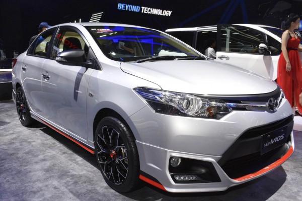 Mobil edisi spesial Toyota ludes di GIIAS 2017
